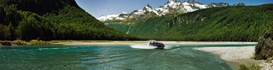 Dart River Safaris and Rd Tours Paradise Revisited