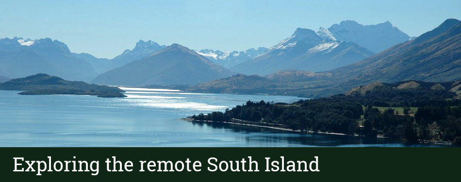 Private Discovery Tours, Exploring the remote South Island