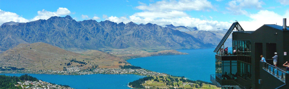 Golf open returns to Queenstown, New Zealand.